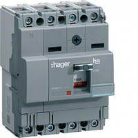 Автоматический выключатель 20A 18KA 4 полюса HDA021L Hager
