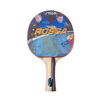 Ракетка для настольного тенниса (пинг понга) Stiga Rossa *