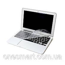 Защита клавиатуры JCPAL FitSkin для MacBook Air 12 (US Layout)