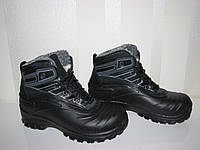 Мужская обувь для непогоды сноубутсы дутики ботинки на шнуровке 40-45