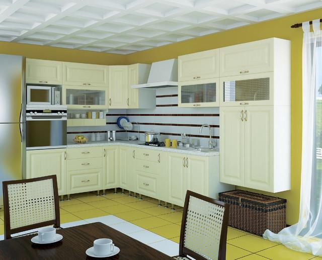 Кухня София Романтика (цвет ваниль, фото 4)