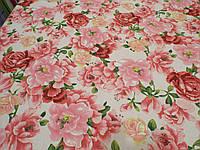 Ткань Для Скатертей Рогожка Летнее Настроение , фото 1