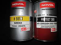 Автомобильный грунт NOVOL PROTECT 360 ANTI-CORROSION EPOXY PRIMER