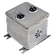 МБГО-2 2 мкф 630 в (±5%) металопаперові одношарові постійної ємності високовольтні імпульсні, фото 4