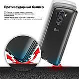 Чохол на LG G3, Ringke серія Fusіon, колір Crystal View, фото 4