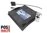Монетница стеклянная LAGUNA 2 EXPO LCD (в наличии на складе в Киеве). Более 100 шт. - дополнительные скидки.