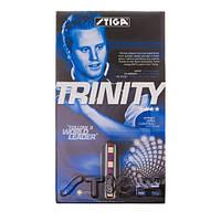 Ракетка для настольного тенниса (пинг понга) Stiga Trinity ****