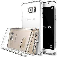 Чехол Ringke Fusion для Samsung Galaxy Note 5 (Crystal View)