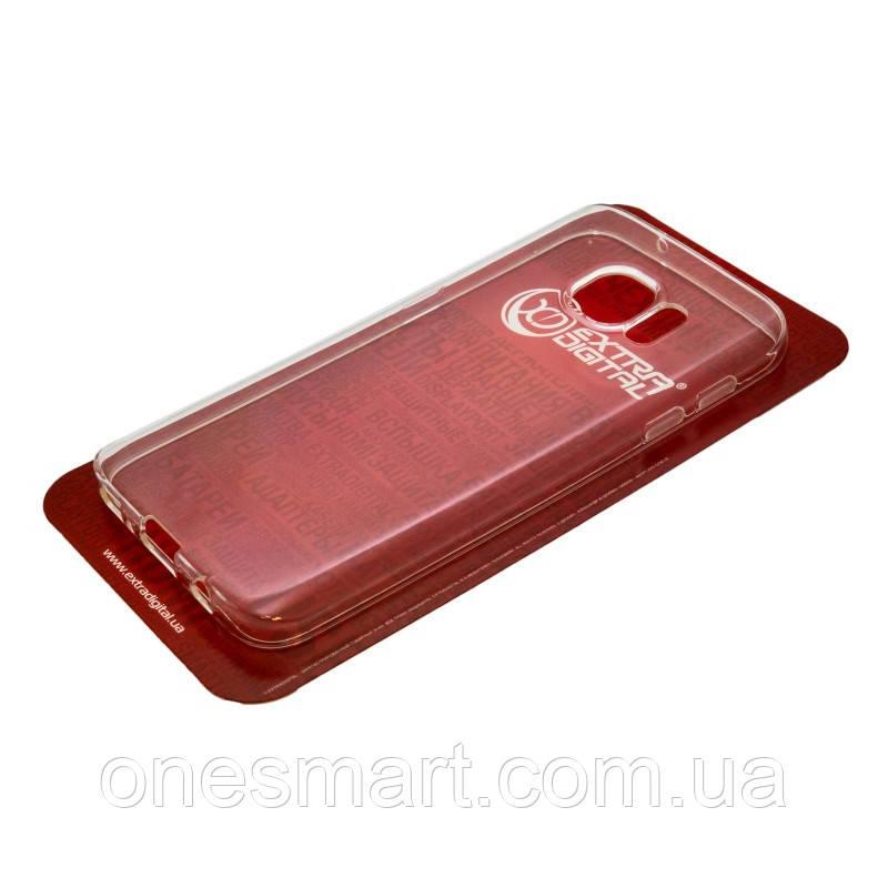 Чохол Extradigital для Samsung Galaxy S7 Crystal View TPU