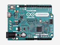 Базовый модуль Arduino Leonardo R3 на базе ATmega32U4