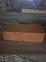 Кирпич красный  М-100, шт (от 250шт - 2.60грн/шт.) (Межиричи) (2000000045566)