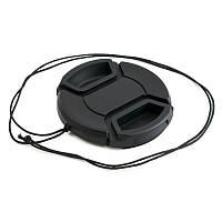 Защитная крышка объектива Extradigital Lens Cap D52