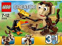 Lego Creator Лесные животные 31019