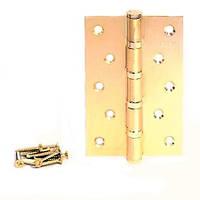 Петля универсальная Апекс 100х75-В4-GM (матовое золот) (2000000098449)