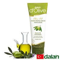 Крем для рук и тела Dalan D'Olive увлажняющий 75 мл