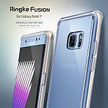 Чохол Ringke Fusion для Samsung Galaxy Note 7 N930F Crystal View, фото 5