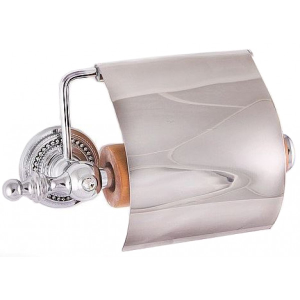 Держатель туалетной бумаги Cristall Quatro Cameya H1402