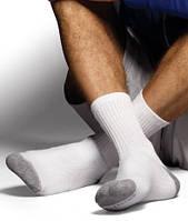 С чем носить белые мужские носки