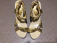 Босоножки женские Alele Ana Gold 36
