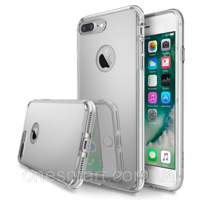 Чохол Ringke Fusion Mirror для Apple iPhone 7 Plus / 8 Plus (Silver)