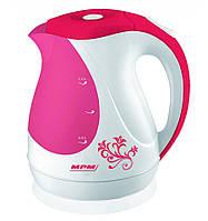 Электрочайник MPM MCZ-38 pink