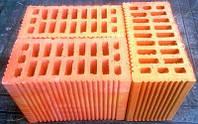 Блок керамический рядовой эффективный крупноформатный 2,9НФ