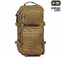 Рюкзак M-Tac Assault Pack Laser Cut Tan , фото 1