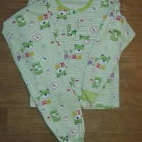 Пижама утепленная 128-134