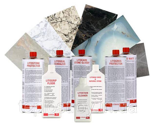 Химия для ухода за камнем и плиткой Litokol Care