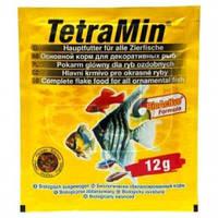 Тetra MIN универсальный корм для всех видов рыб 12 гр