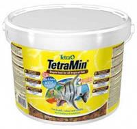 Тetra MIN универсальный корм для всех видов рыб 10 л
