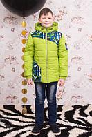 """Весенняя куртка для мальчика """"Polo"""""""