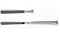Долото с 6-тигранной ручкой желобоватое , 10 мм, 15мм.