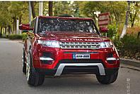 Детский электромобиль Джип Range Rover 8888(FT0903),автопокраска красный ***