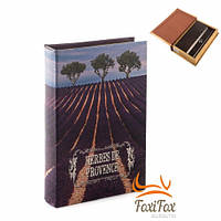 Книга сейф тайник Herbes De Provence