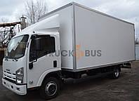 Автомобиль ISUZU NPR 75L-K/M промтоварный фургон