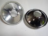 Элемент оптический ФГ-305.12 передней фары (рефлектор со стеклом)