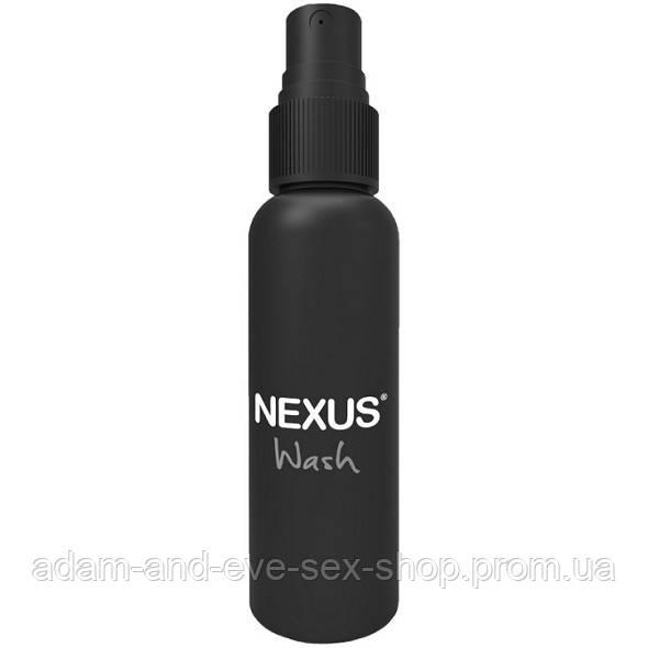 Антибактериальное средство для чистки массажеров простаты Nexus Antibacterial toy Cleaner 150 мл