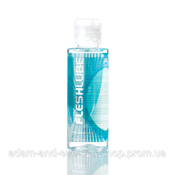 Охлаждающий лубрикант на водной основе Fleshlube Ice Лед 250 мл эконом упаковка