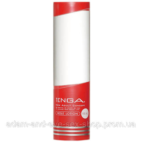 Лубрикант Tenga Hole Lotion REAL 170 мл