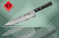 Шеф нож 20см Samura Damascus SD67-0085
