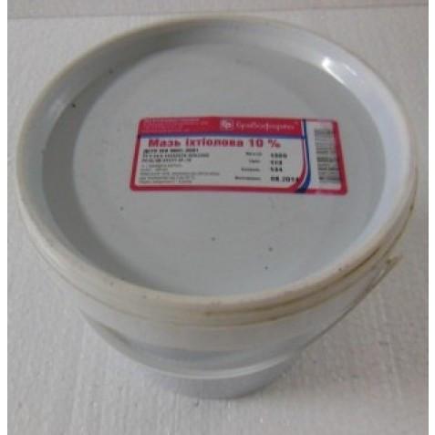 Ихтиоловая мазь 10% 250 г (Бровафарма)