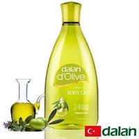 Масло оливковое Dalan D'Olive для тела и массажа 250мл