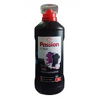 """Гель для стирки 3 в 1 """"Passion Gold""""для темных вещей 2 л (55 стирок)"""