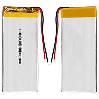 Батарея (АКБ, аккумулятор) для китайских мобильных телефонов, универсальная (2000mAh), 97*36*3,0 мм