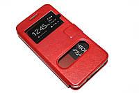 Чохол книжка Momax для Samsung Galaxy Grand Prime G530 червоний, фото 1