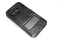 Чохол книжка Momax для HTC Desire 616 чорний, фото 1
