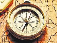 Покупка компаса — дело ответственное