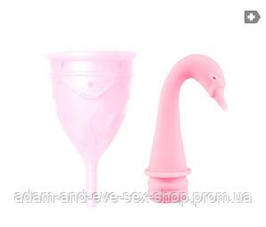 Купить менструальную чашу Femintimate Eve Cup размер L с переносным душем