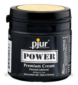 Купить лубрикант для фистинга pjur POWER Premium Cream 150 мл
